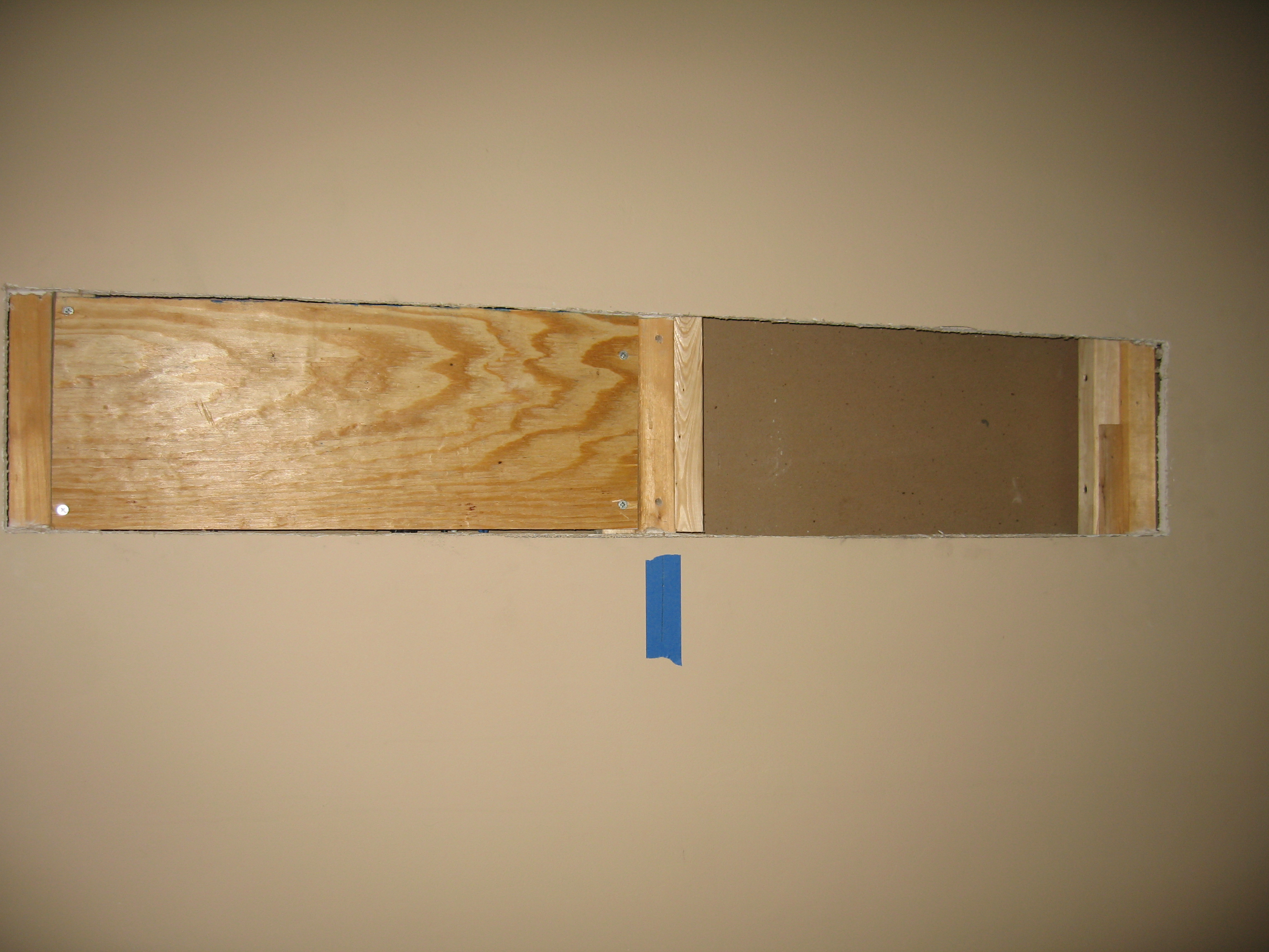 Hanging Cabinets On Drywall No Studs Image And Shower